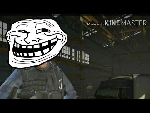 Играю в Modern Strike Online или Мой первый монтаж