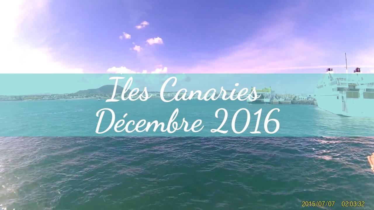 Extrêmement Voyage Îles Canaries - Fuerteventura/Lanzarote - Décembre 2016  UA69