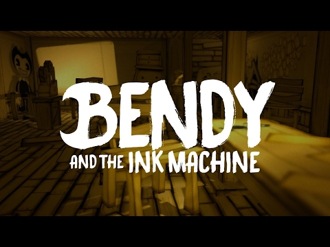 Bendy and the Ink Machine [Deutsch / Let's Play] - Ein Cartoon aus Tinte & Schrecken