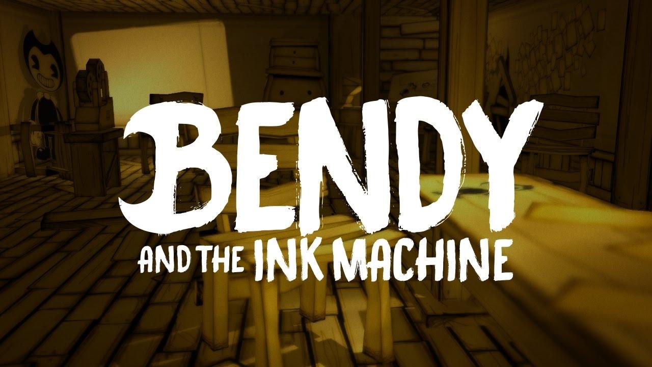 bendy and the ink machine deutsch let s play ein cartoon aus