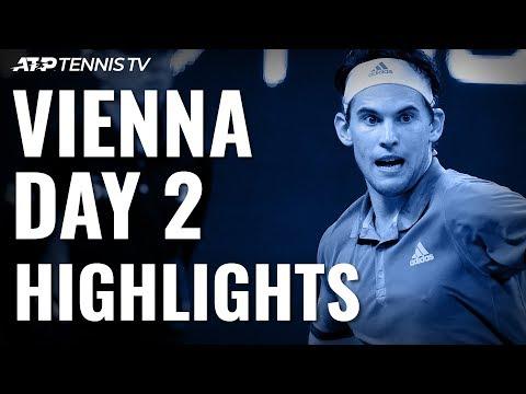 thiem-delights-home-crowd;-chung-&-simon-progress-|-vienna-2019-highlights-day-2