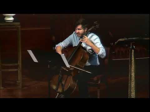 Chanson Lyrique for Violincello and Organ - Zac Lavender