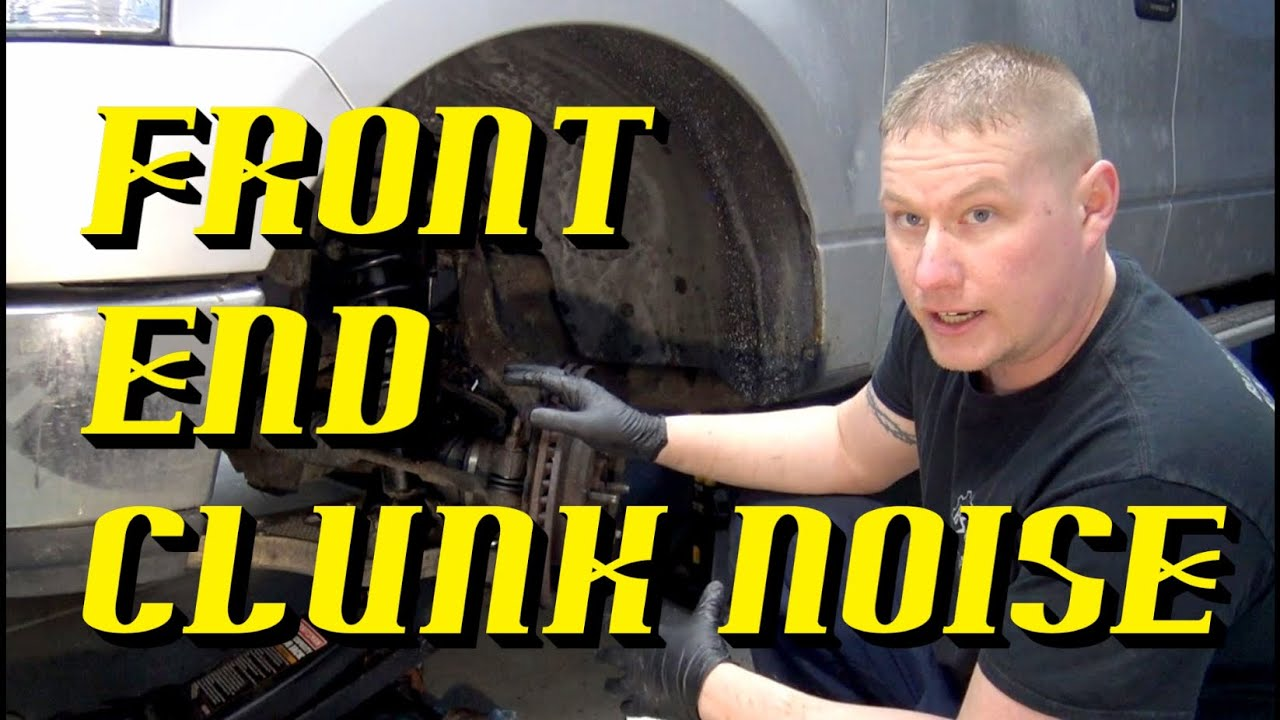 Ford F  Lower Ball Joint Replacement