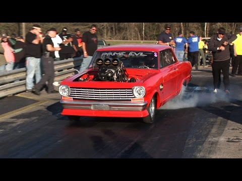 BIG TIRE NO PREP  + Street Outlaws New Orleans
