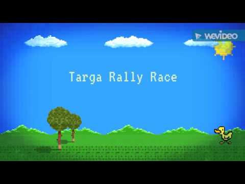 Targa Rally Race