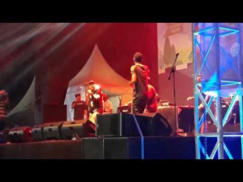 Ecko Show - On Dat Bullshit Live Jakcloth Mall Lippo Cikarang.  Pecah Banget