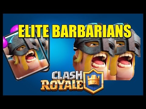 Clash Royale | Elite Barbarians | Hits Harder Than Fireball|Bangladesh 360|Elite Barbarians Gameplay