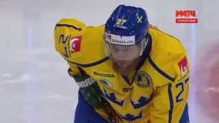 Шикарный гол Умарка / Omark splendid goal against Russia