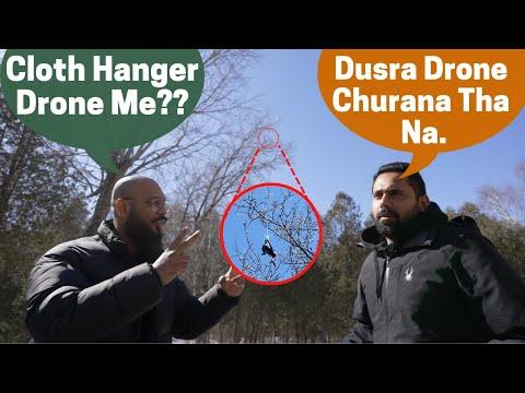 BLUNDER!!! Ek Drone Ped Se Nikalte Hue Dusra Bhi Gaya...