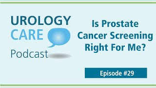 In the wake of new united states government recommendations on prostate cancer screening, urology care foundation speaks with dr. john lynch, urologist a...