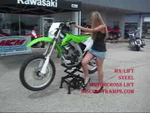 ELEVADOR PARA MOTO MANUAL MULTIPLES USOS  YouTube