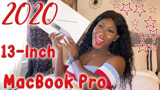 FIRST IMPRESSIONS AND UNBOXING 13 INCH MACBOOK PRO 2020