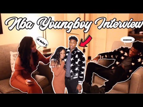 NBA YOUNGBOY INTERVIEW/ VLOG (Getting to know youngboy) Instagram @__babyvee__