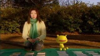 公園でポエム付きの絵葉書を売っているヒロコ。 ある日、自分が描いた「...