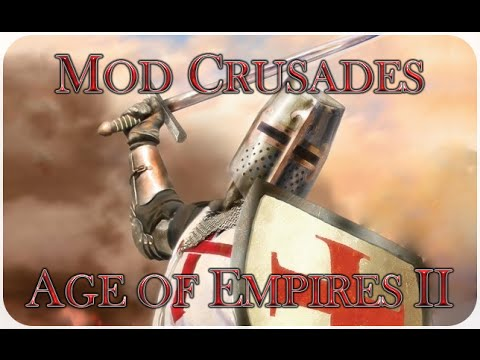 Age Of Empires II - Mod Crusades (Beta 4.0)