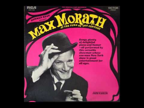 Max Morath - Turn Of The Century, full album.