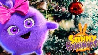 Christmas Cartoons | Sunny Bunnies THE CHRISTMAS TREE | Funny Cartoons for Children | Christmas