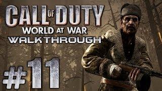 Прохождение Call of Duty 5: World at War — Миссия №11: ЧЕРНЫЕ КОШКИ