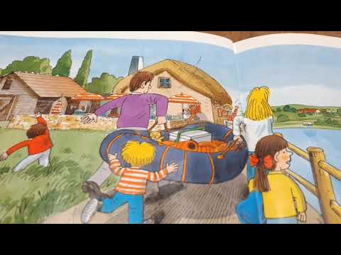 MUM TO THE RESCUE || Children's Books Read Aloud  | Oxford Reading Tree: Stage 4