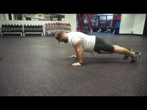 how-to-do-a-proper-push-up!!