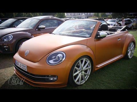 VW Beetle Sunshinetour | das Event
