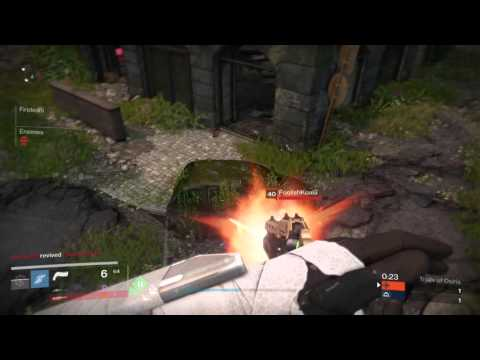 Destiny Trials of Osiris Invisible Players