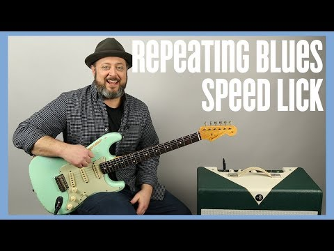 Build Your Lead Chops With This Repeating Blues Lick