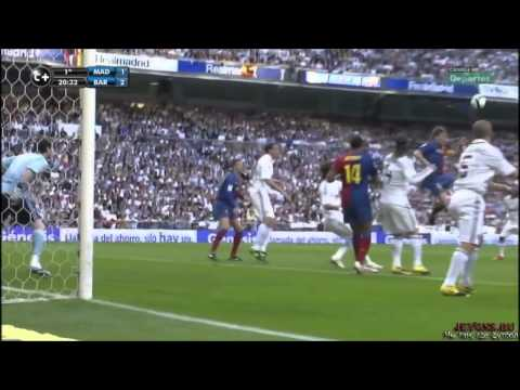 БАРСЕЛОНА 6-2 Реал Мадрид