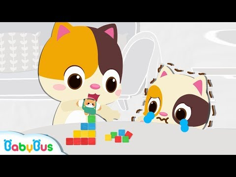 Kitten Timi, Which Color Do You Want | Number Song, Learn Colors | Educational Song for Kids|BabyBus