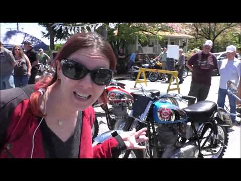 Follow Me Around Meltdown Vintage Motorcycle Show