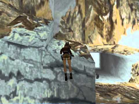 Tomb Raider 2 Walkthrough - Tibetan Foothills