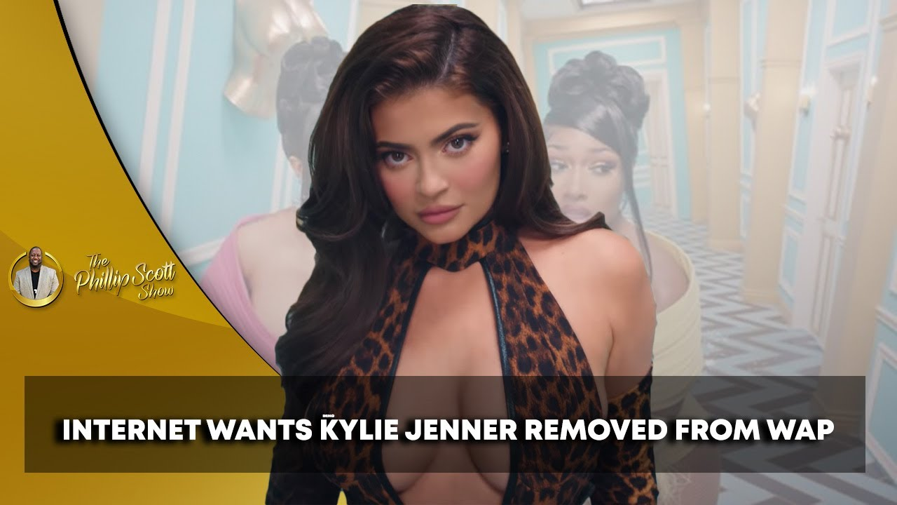 Kylie Jenner's Appearance In Cardi B's WAP Video Has The Internet Demanding She Be Removed