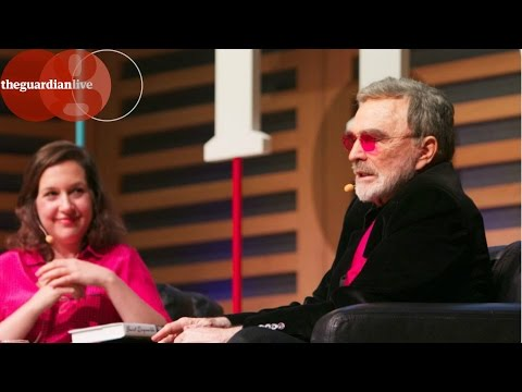 Burt Reynolds: 'I missed my chance with Greta Garbo' | Guardian Live highlights