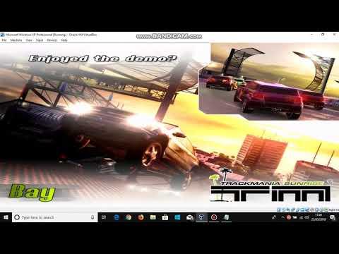 Trackmania Sunrise - Nations ESWC in VirtualBox - 2018 [REUPLOAD]