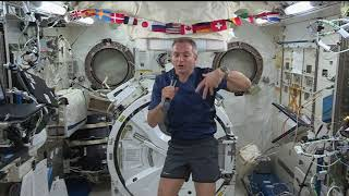 Expedition 58 CSA event with David Saint-Jacques - February 7, 2019