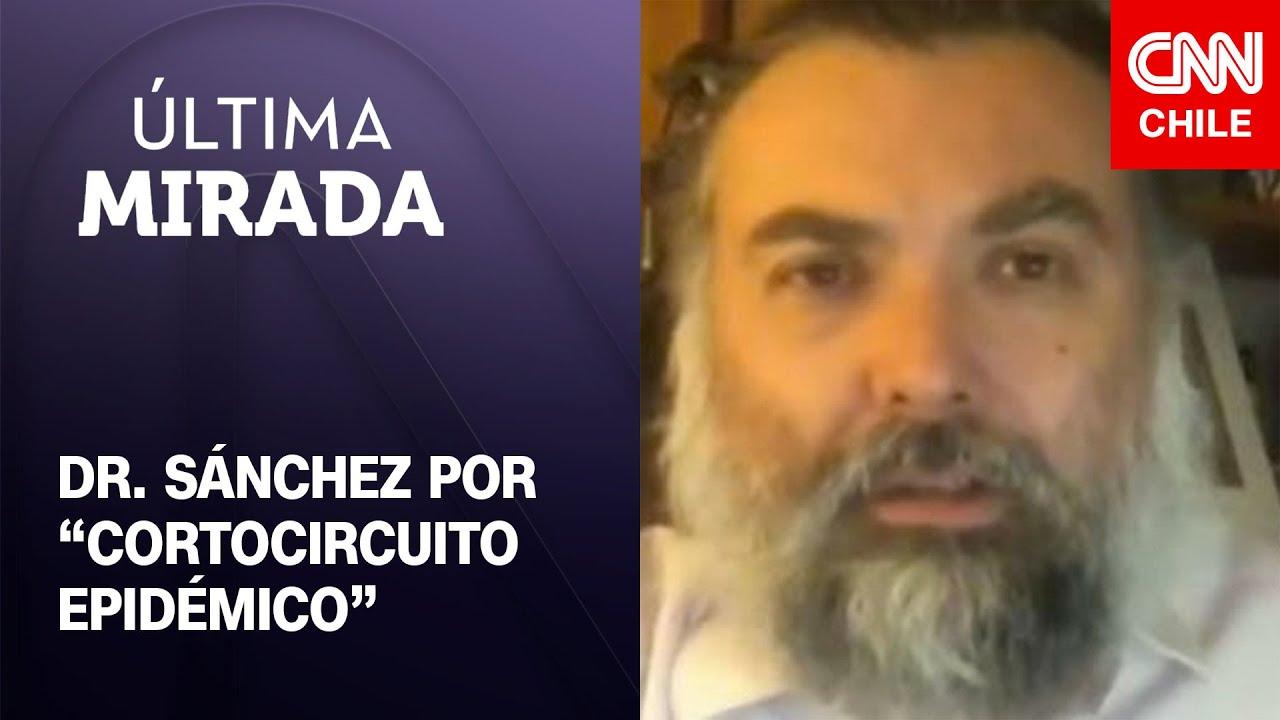 """Dr. Sánchez cuestiona implementación del """"cortocircuito epidémico"""" propuesto por el Colegio Médico"""
