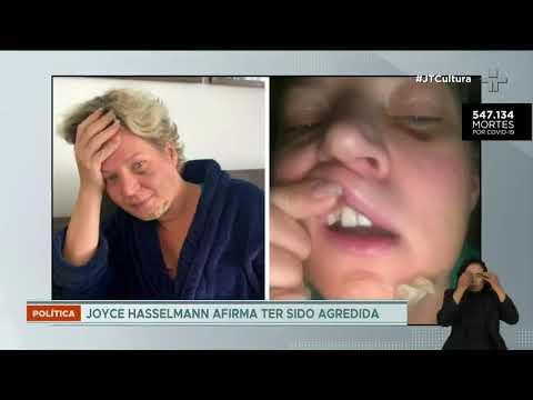 Deputada Joice Hasselmann Afirma Ter Sido Agredida
