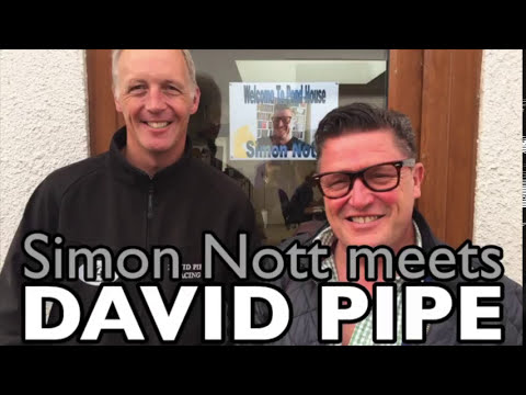 Interview: DAVID PIPE