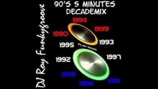 dj roy funkygroove 5 minutes 90 s decademix
