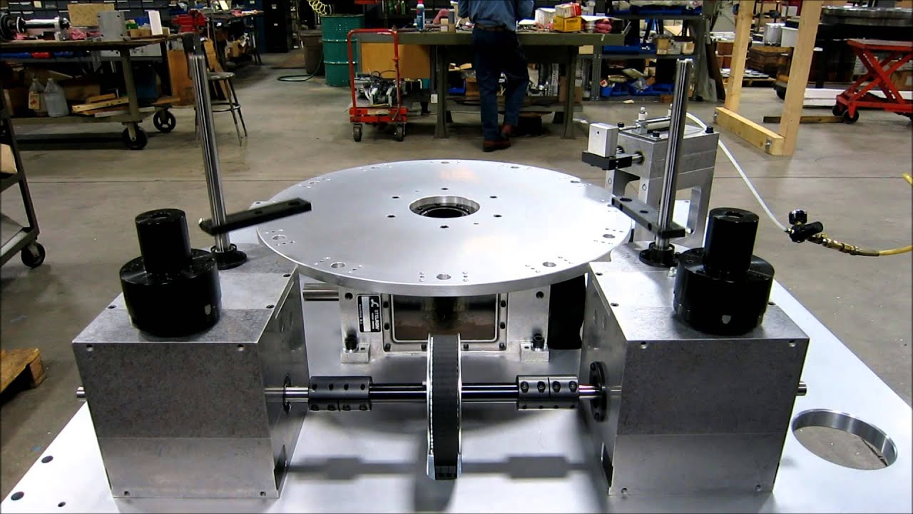 Stelron Rotary Assembly Dial Chassis Youtube