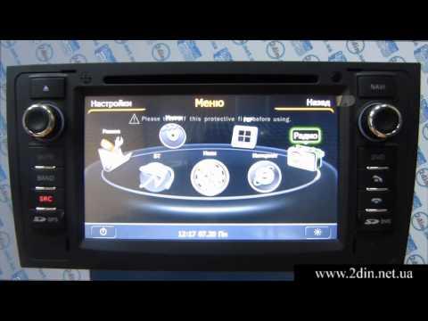 Штатная магнитола Winca C102 для Audi A6 (1997-2004) - GPS навигация, USB, DVD