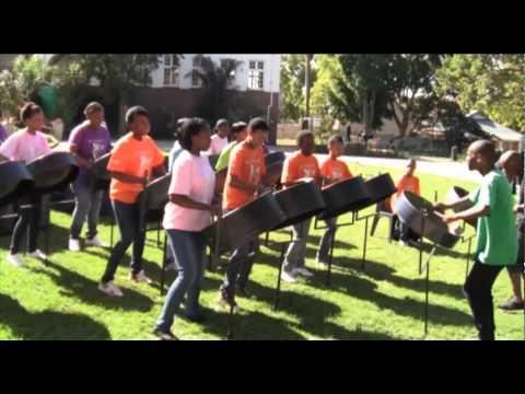 The St Nicholas Steel Drum Band