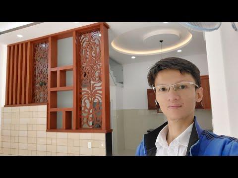 Livestream Bán Nhà Mới Xây Phạm Thế Hiển P7 Quận 8, Trệt 2 Lầu Sân Thượng