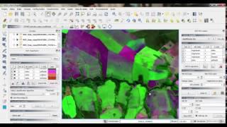 tutorial qgis 6 classificao e caracterizao de imagens de satlites