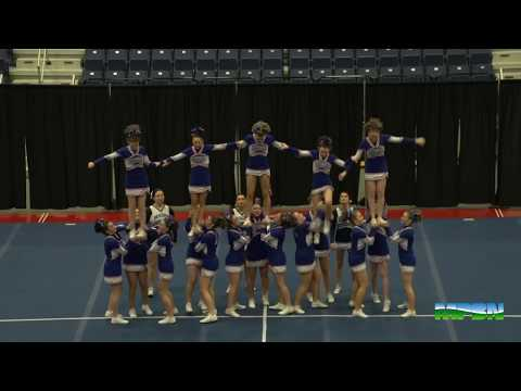 2015 Maine High School Cheering Championships (Class A and D)