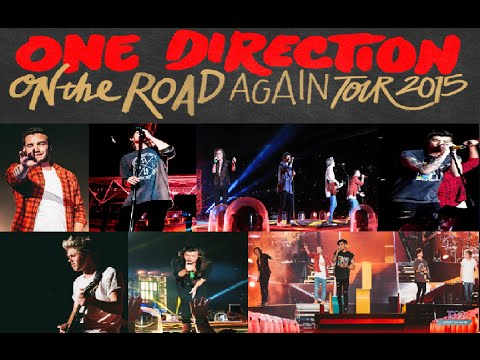One Direction - On The Road Again Tour - Brisbane - FULL Concert