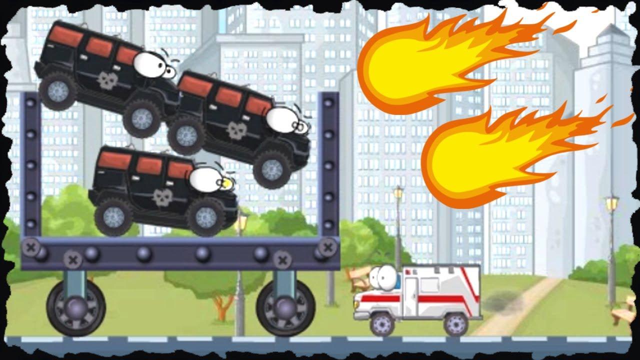 vehicles 2 level pack full game walkthrough all levels