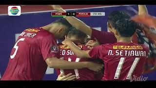 Piala Presiden 2018: Goal Marko Simic PSMS Medan (1) vs Persija Jakarta (4)