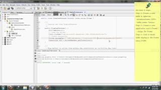 display data from SQLserver using JTable.wmv