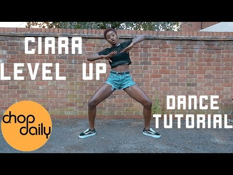 "Ciara ""Level Up"" (Dance Tutorial) 